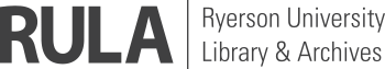 Ryerson University Library & Archives